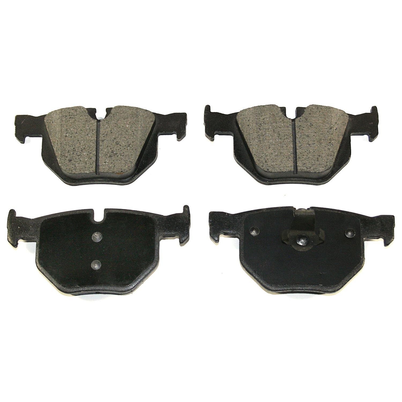 DuraGo BP1042C Ceramic Rear Brake Pad