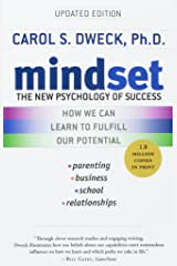 MINDSET : NEW PSYCHOLOGY OF SUCCESS Paperback