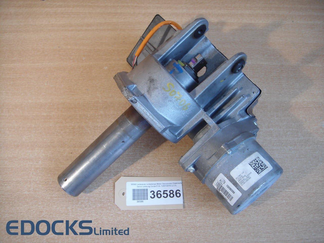 Elektrisch Servolenkung 13290399 Opel Corsa D