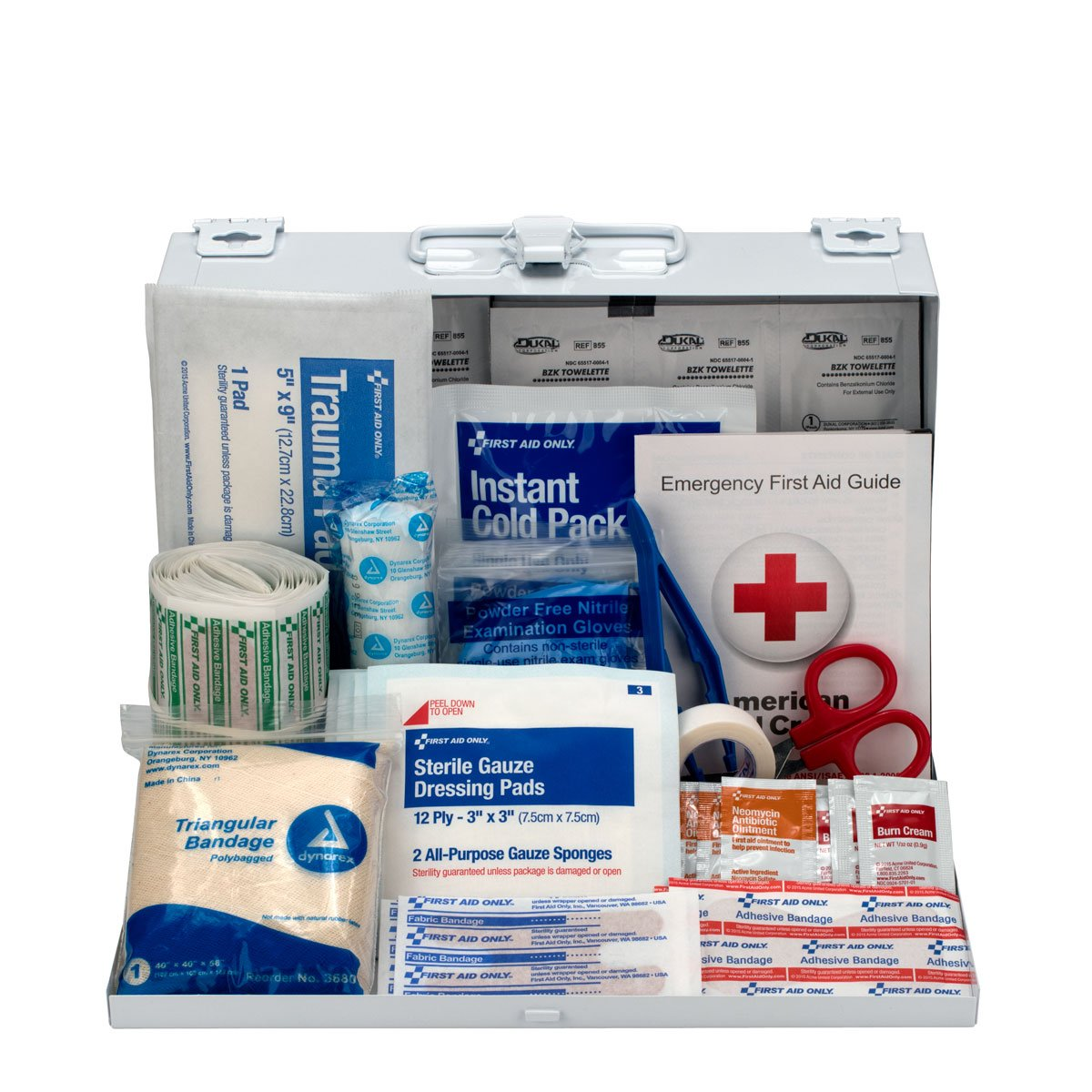 First Aid Only 178 Piece Contractor's First Aid Kit $17.93 Coupon