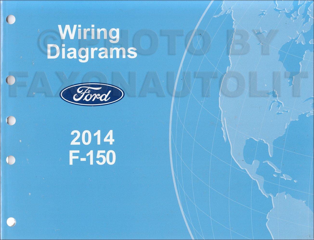 2014 Ford F-150 Wiring Diagram Manual Original: Ford: Amazon.com: Books