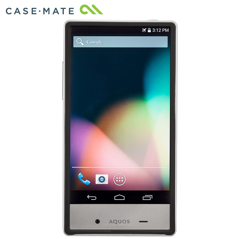 sharp aquos phone. amazon.com: case-mate slim tough case for sharp aquos crystal: cell phones \u0026 accessories aquos phone t