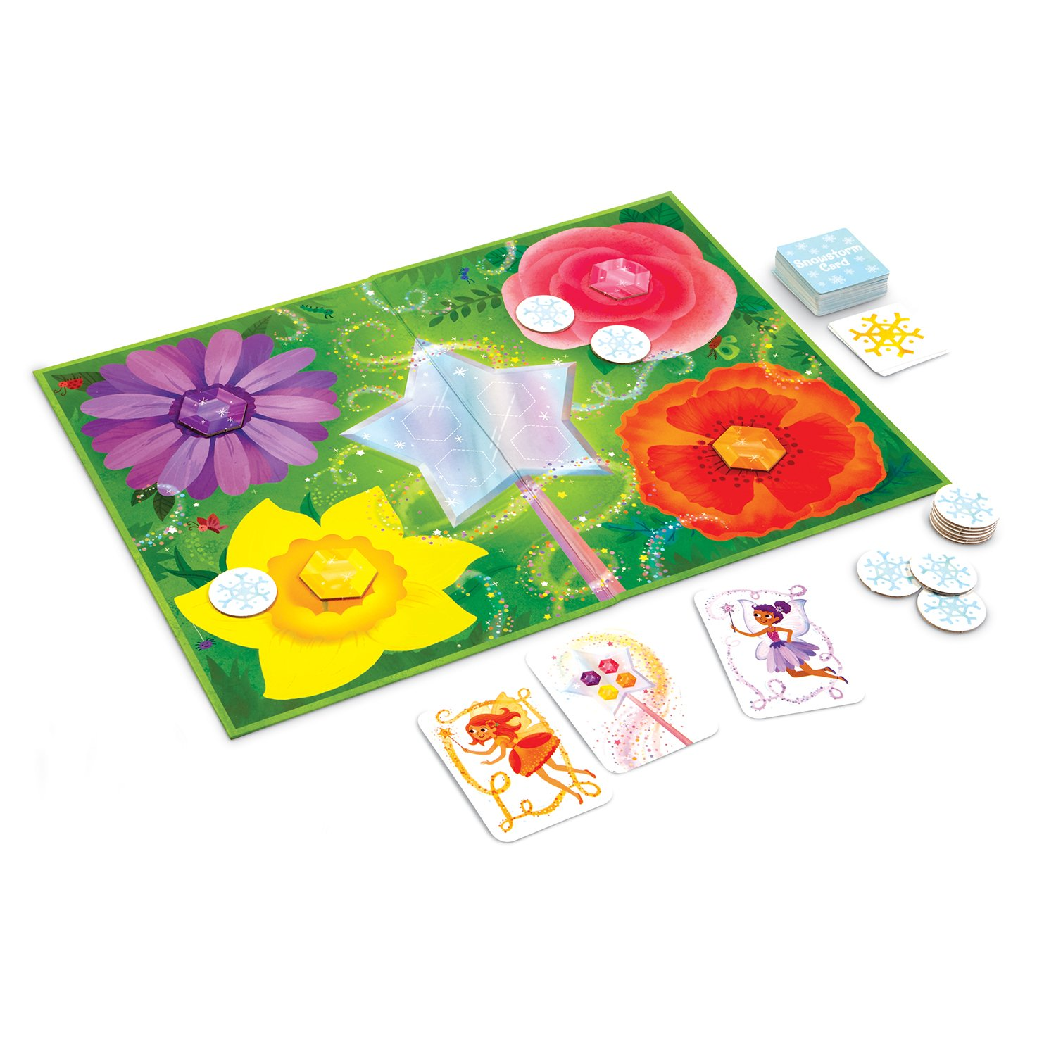 Peaceable Kingdom The Fairy Game Award Winning Cooperative Game of Logic and Luck for Kids by Peaceable Kingdom (Image #2)
