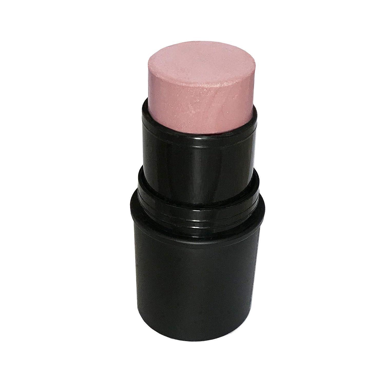 Aqua Boudoir Natural Organic Lip Cheek Tint Stick, Non-Toxic Vegan Cruelty Free Cream Face Blush Makeup Shade Stick - color 100