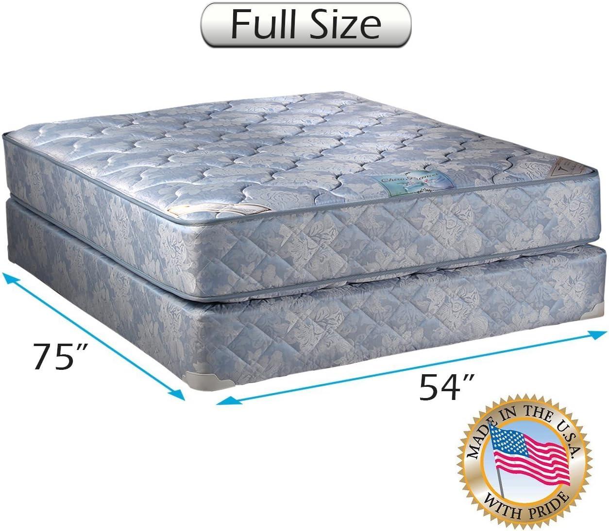 Amazon.com: Dream Sleep Chiro Premier Two-Sided Mattress Set - Bed