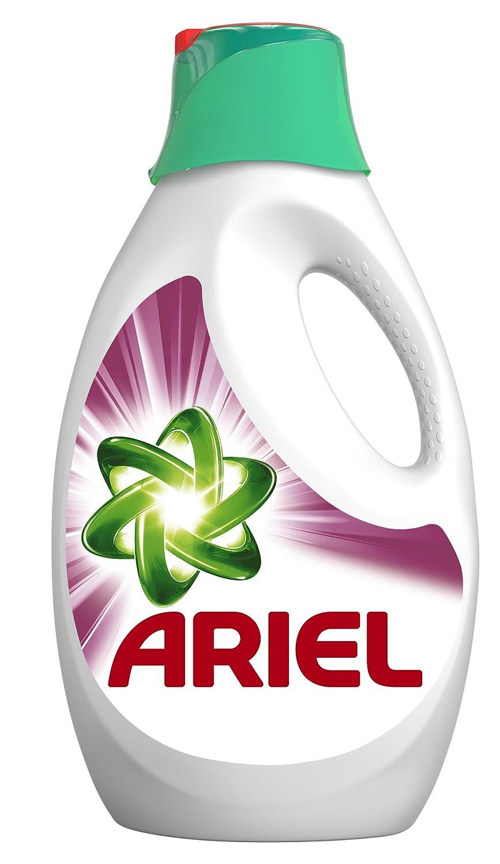Ariel Sensaciones Detergente L Quido 27 Lavados Amazon Es  ~ Mejor Detergente Lavadora Calidad Precio