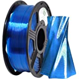 YOYI 3D Printer Filament,PETG Filament 1.75mm 2.2lbs(1kg) Spool, Dimensional Accuracy +/- 0.03 mm,100% Europe Raw Material (B