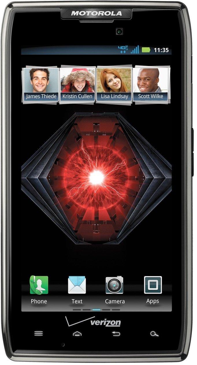 Motorola RAZR MAXX 4.3