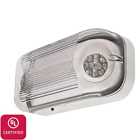 lfi lights ul certified hardwired outdoor rated led emergency