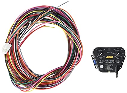 AEM (30-3306) V2 Water/Methanol Injection HD Controller Kit with Internal on