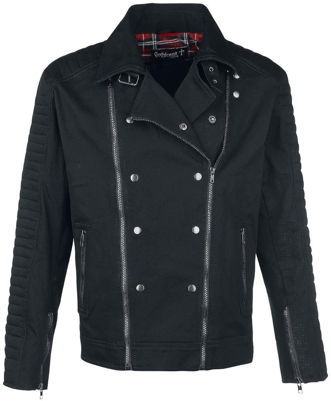 Gothicana by EMP Rotten Jacket Jacket black