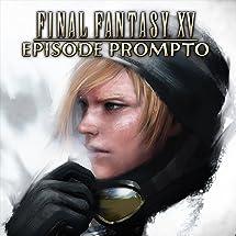 amazon com final fantasy xv ffxv episode prompto ps4 digital
