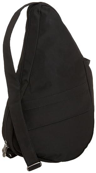 5e77aa7cd3d3 AmeriBag Medium Classic Microfiber Healthy Back Bag