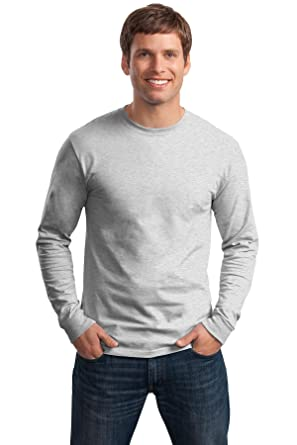 a0af7222 Hanes Tagless Long-Sleeve T-Shirt | Amazon.com