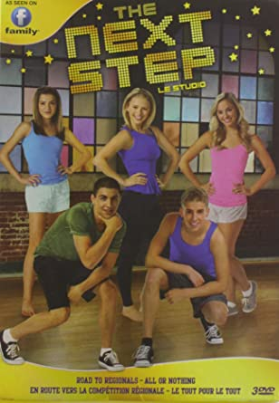 The Next Step Road To The Regionals Amazon Ca Dvd
