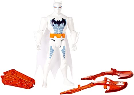 Amazon.com: DC Justice League Action Arctic Suit Batman ...