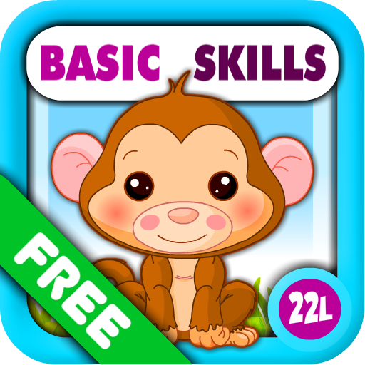 Preschool All-In-One Basic Skills: Adventure with Toy Train Vol 1: Learning Fun Educational Kids Games (letters, numbers, colors, shapes, patterns, 123s counting and ABCs reading) for Toddlers & Kindergarten Explorers! by Abby Monkey Lite ()