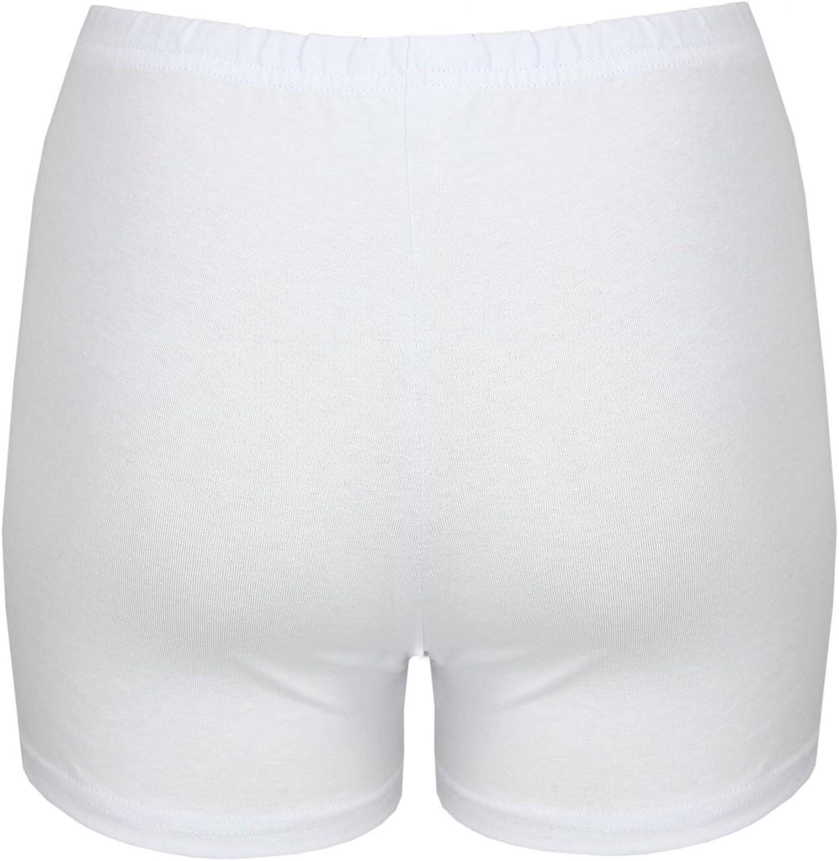 Alkato Shorts Leggings Corti Pantaloncini da Donna