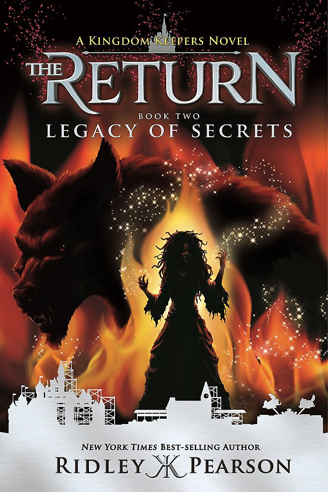 Download Kingdom Keepers: The Return Book Two Legacy of Secrets pdf