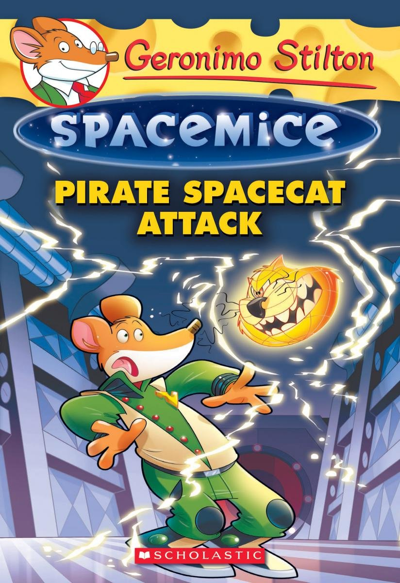 pirate spacecat attack geronimo stilton spacemice 10 geronimo
