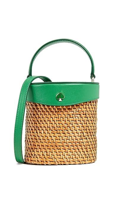 Amazon.com  Kate Spade New York Women s Rose Mini Bucket Bag