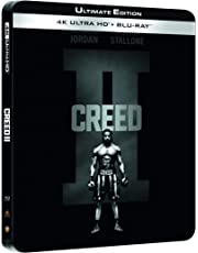 Creed II [4K Ultra HD Édition boîtier SteelBook]