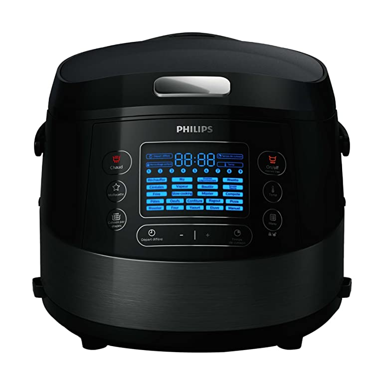 Philips HD4749/77 rice cooker - rice cookers (Black): Amazon.co.uk ...