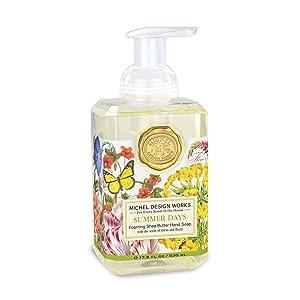Michel Design Works Foaming Hand Soap, Summer Days