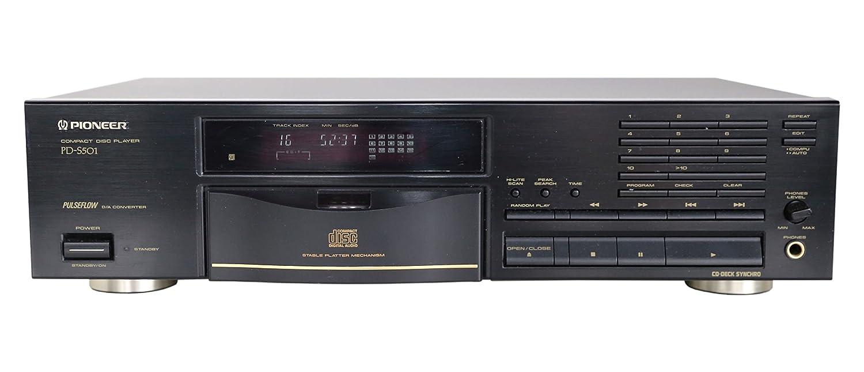 Pioneer PD-S501 CD-DVD con tocadiscos-unidad: Amazon.es ...