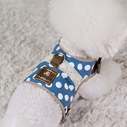 8f7578b79 Pet Supplies   Style Fully Adjustable Soft Dog Cat Harness Leash ...