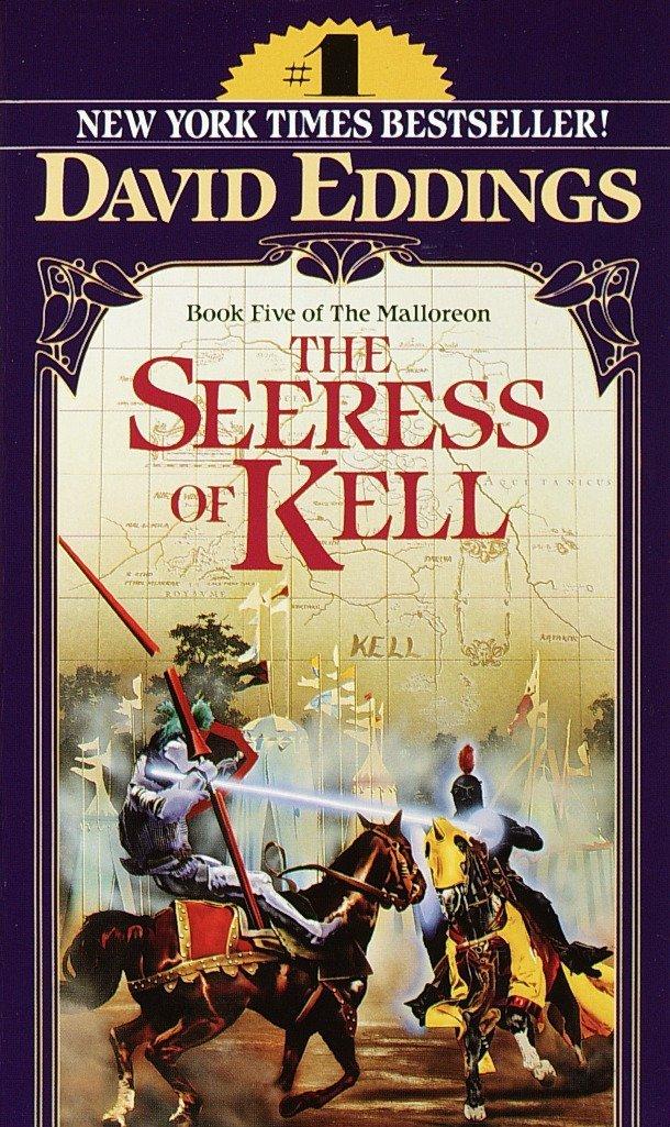 Seeress of Kell (The Malloreon, Band 5)