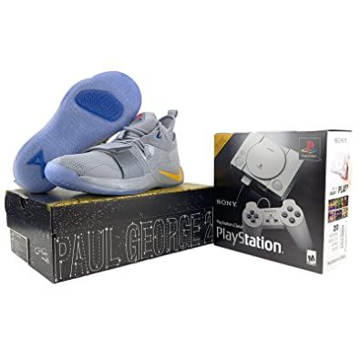 68161d366619 Nike PG 2.5 Playstation - US 8  Amazon.co.uk  Shoes   Bags