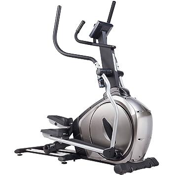 Asviva Bicicletta Ellittica Ergometer Cardio E2 Elliptical Nero Schwarz Taglia Unica