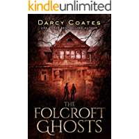 The Folcroft Ghosts book cover