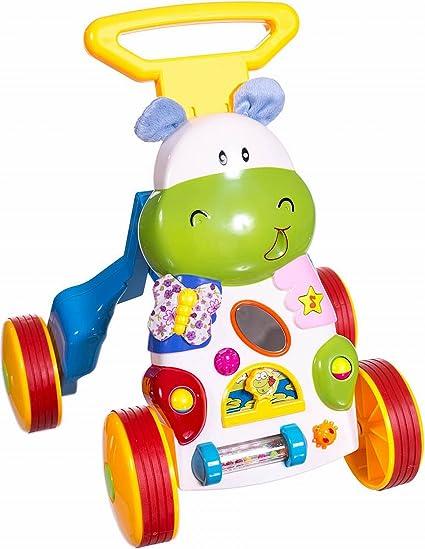 Bieco Girello Per Bambini Da 12 Mesi In Su Multicolore Mehrfarbig