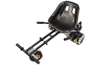 Airel Hoverkart Profesional | Hoverkart Metal | Hoverboard Asiento Kart | Hoverboard Asiento Kart | Medidas: 52x42x21 cm