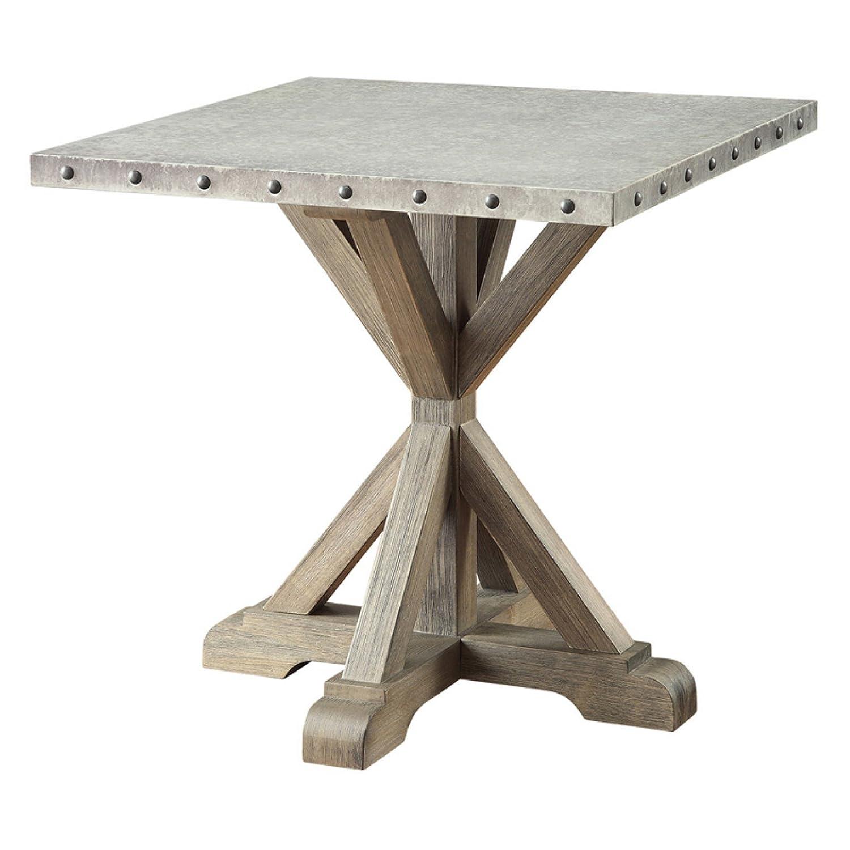 Charming Amazon.com: Coaster 703747 Home Furnishings End Table, Driftwood: Kitchen U0026  Dining