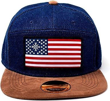 Bioworld Far Cry 5 American Flag Denim Snapback Baseball Cap Blue Blue Blue One Size Amazon Co Uk Clothing