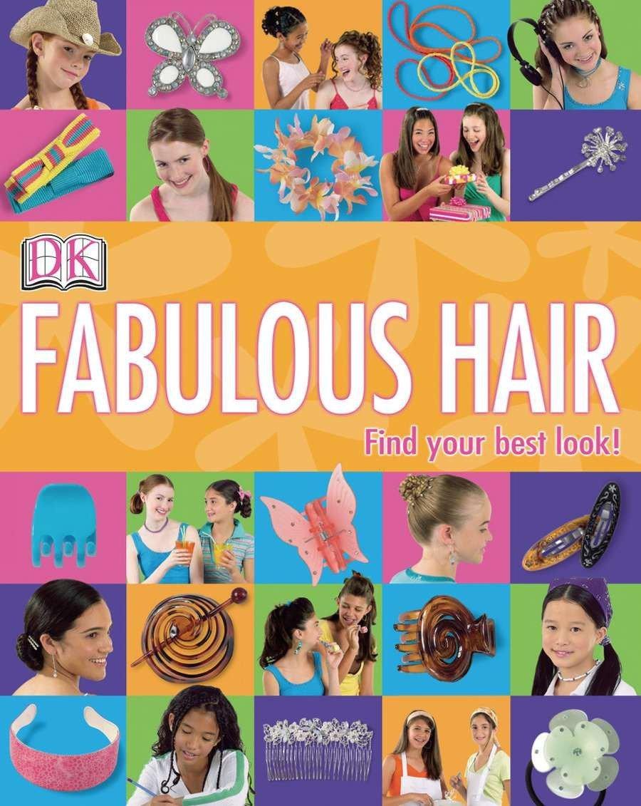 Marvelous Fabulous Hair Dk Publishing 8601404852329 Amazon Com Books Natural Hairstyles Runnerswayorg