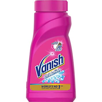 Vanish Oxi Action Stain Remover Liquid 180 Ml Amazon In Health
