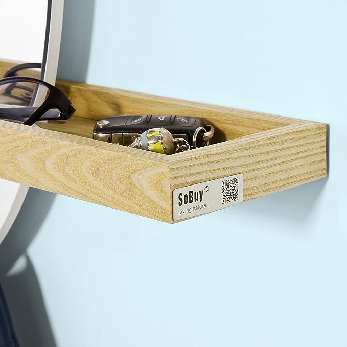 flurspiegel mit ablage interesting mit ablage wandspiegel badspiegel flurspiegel with. Black Bedroom Furniture Sets. Home Design Ideas