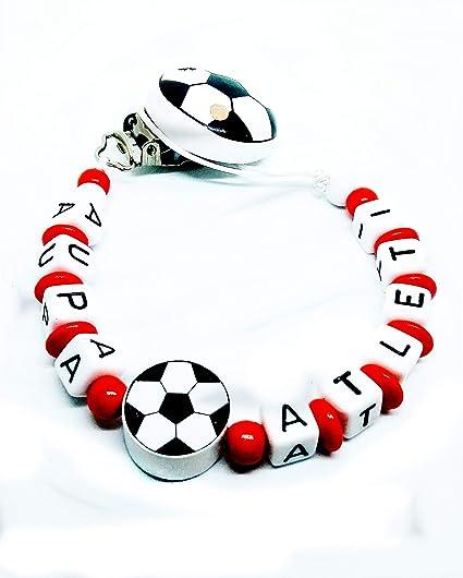 cadena de chupete Aupa Atleti futbol