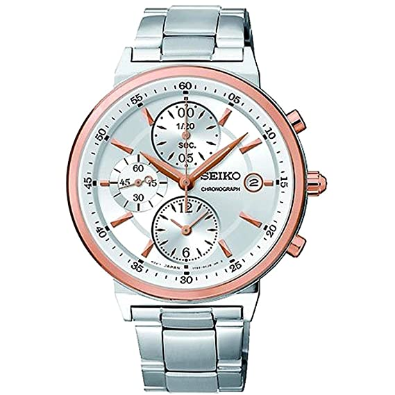 Reloj Seiko Neo Classic Sndw48p1 Mujer Plateado