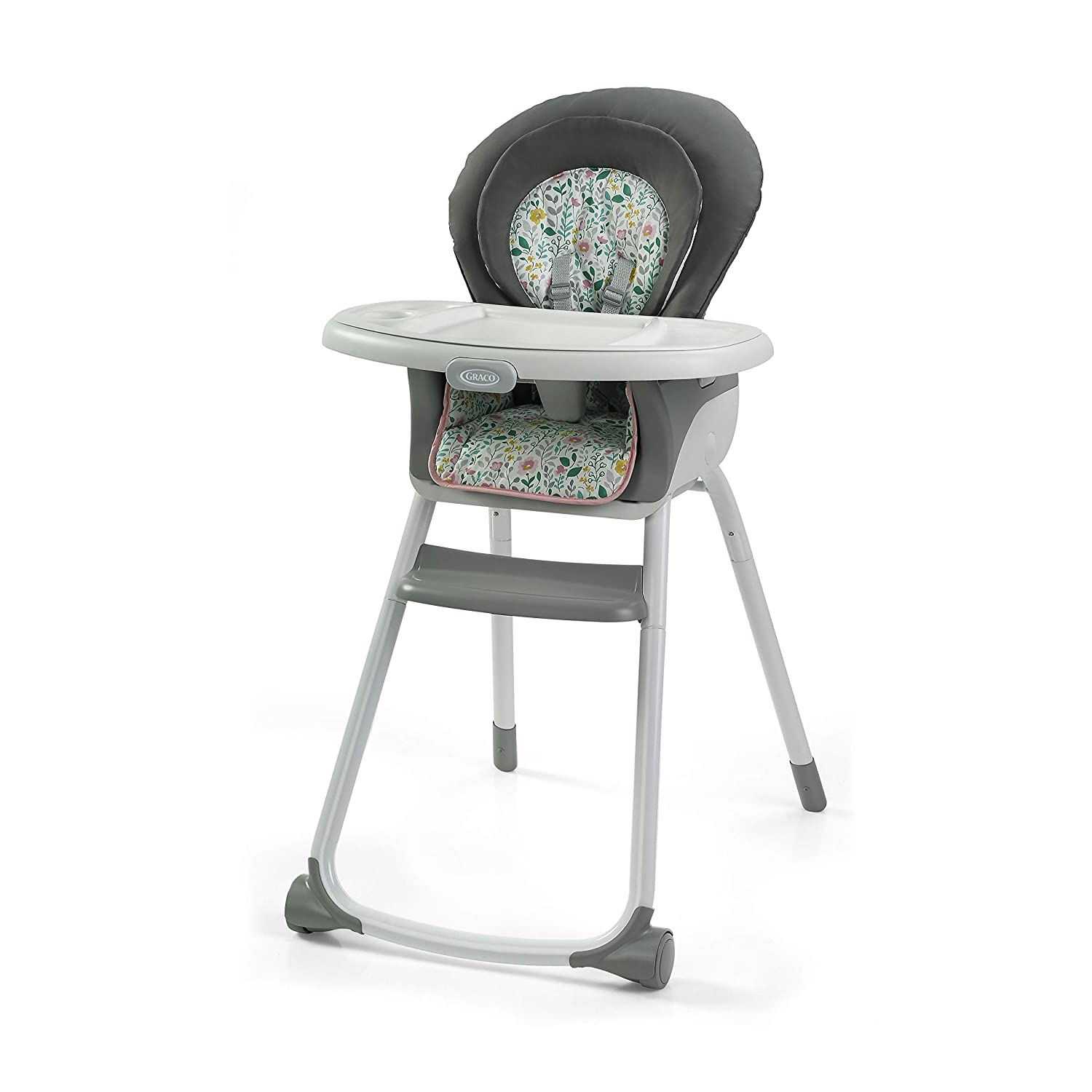 Converts to Dining Booster Seat Graco Made2Grow 6 in 1 High Chair Youth Stool and More Tasha