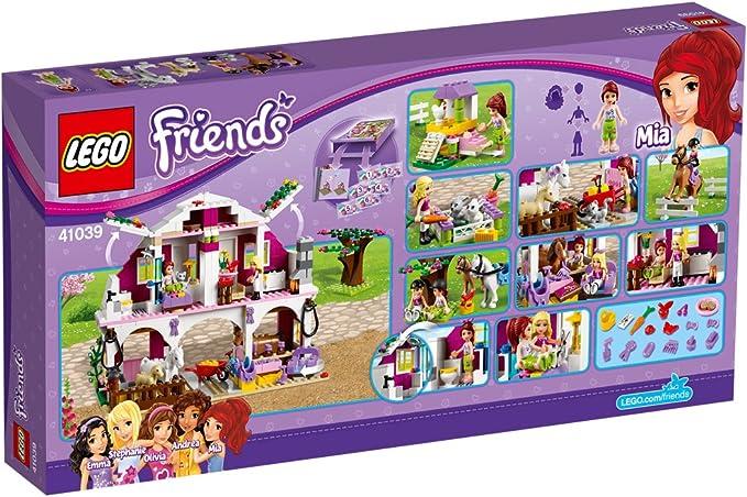 lego friends ranch raggio di sole prezzo