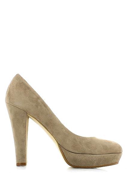 Carmens Padova A33058 Decolletè Femmes Stone Stone - Chaussures Escarpins Femme