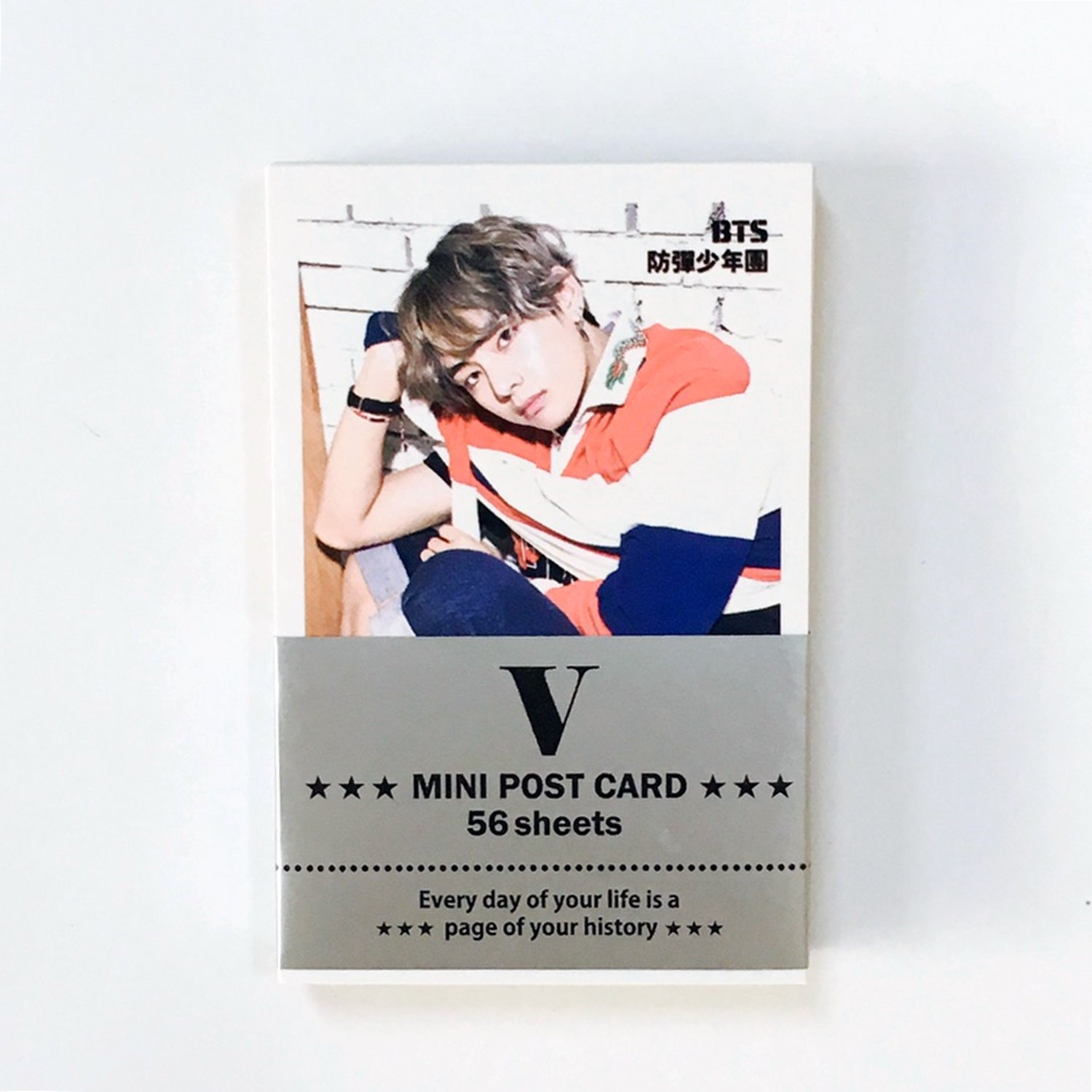 BTS - V Solo Photocards 56pcs