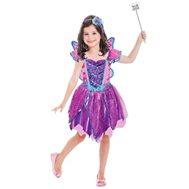 Girls Purple Fairy Fancy Dress Costume 3-6 Years Plum Pixie Fairytale Kids Girls Fairy  sc 1 st  Amazon UK & Girls Purple Fairy Fancy Dress Costume 3-6 Years Plum Pixie ...