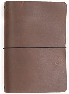 product image for Expedition Point Five Leather Notebook Saddle