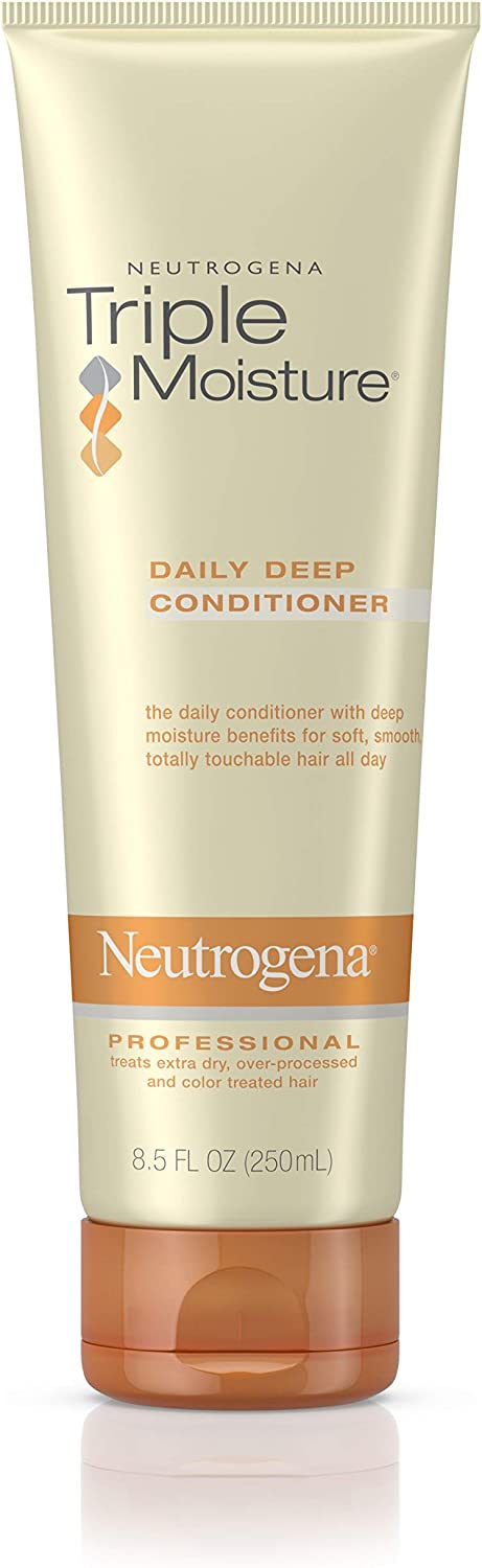 Neutrogena Triple Moisture Daily Deep Conditioner 8.45 fl oz